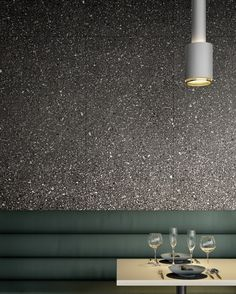 "JUST LANDED: PORFIRICA⠀⠀⠀⠀⠀⠀⠀⠀ The Porfirica collection was inspired by Porphyry, from the ancient Greek ""porfyroús"", meaning purple, a colour frequently found in this type of rock, along with red, brown and grey. Greek Meaning, Exterior Cladding, Surface Finish, Brown And Grey, Interior Walls, Wall Lights, Different Colors, Restoration, Feature Walls"