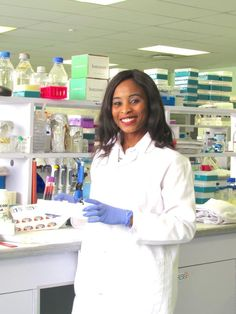 Caroline Pule, a doctoral candidate from Stellenbosch University (SU), has joined the front line in the battle against