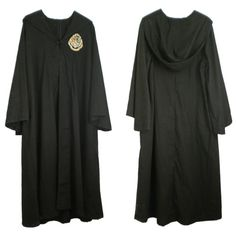Harry Potter cloak, with pattern YES this right here is why i need to learn how to sew. do you know how expensive the official ones are?!