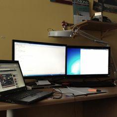 New workspace ;)