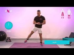 HipNthigh - BUTT AND LEGS WORKOUT 07 - YouTube Leg Lifts, Squats, Thighs, Workout, Legs, Youtube, Leg Raises, Work Out, Squat