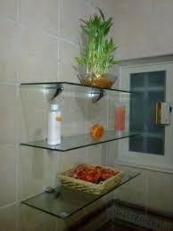 Resultado de imagen para repisas de vidrio