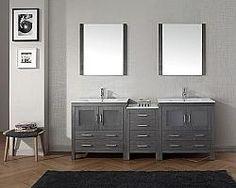 1163 best modern bathroom vanities images single sink vanity free rh pinterest com