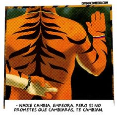 NADIE CAMBIA