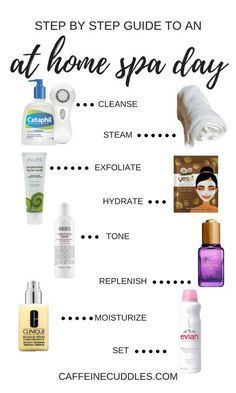 Nice DIY Beauty: At home Spa day. 8 Simple Steps for a DIY at Home facial The post DIY Beauty: At home Spa day. 8 Simple Steps for a DIY at Home facial… appeared first on Beauty Trends . Diy Spa Day, Spa Day At Home, Beauty Care, Beauty Skin, Health And Beauty, Face Beauty, Healthy Beauty, Belleza Diy, Tips Belleza