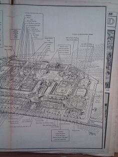 Map from 1939 World's Fair SF