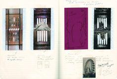 Tacita Dean, Film, 2011 - sketchbook