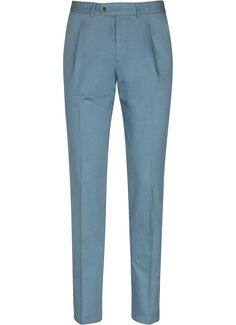 Suitsupply Light Blue Trousers-$149.00
