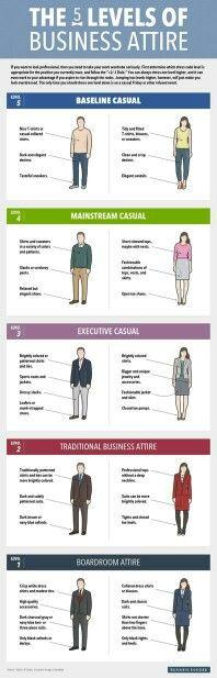 Interview attire!