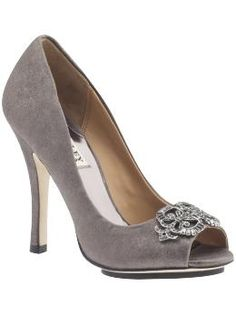 40+ Stepping Out: Pewter ideas   heels