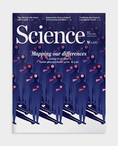 Science Cover on Behance