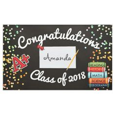 148 best graduation banners images on pinterest in 2018 graduation