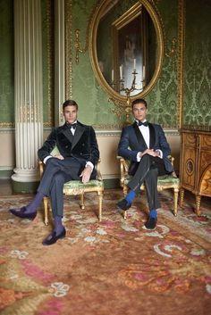 Gieves & Hawkes of No 1 Savile Row, London Sharp Dressed Man, Well Dressed Men, Dandy, Mens Evening Wear, Bcbg, Old Money, Savile Row, Gentleman Style, True Gentleman