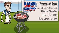 Find out whether you are theBarbecueHero to your family by the end of this game You and your family have gone out for a family's day out. You are the grill master and the family will ask you to cook their barbecue. We have already designated to you the task of being your family's grill … Hero Games, Girl Cooking, Grill Master, Cooking Games, Games For Girls, Barbecue, Going Out, Family Guy, Kids