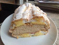 Kardinalschnitte - Rezept - ichkoche.at Banana Bread, Butter, Pudding, Recipes, Food, Tiramisu, German, Pizza, Perfume