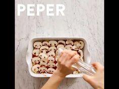 Tortelini oven schotel