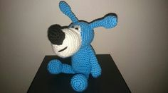 Buffy Amigurumi Crochet Dog