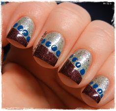 A Girl and Her Polish    #nail #nails #nailsart