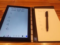 The Lenovo Yoga Book is easily the most innovative device I have seen in a long time! #Review #Laptop #Tablet #2in1