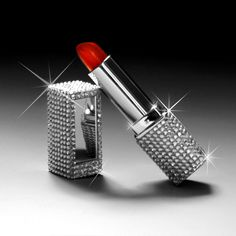 The Bling Collection - Irresistible Lipstick w/LED Light