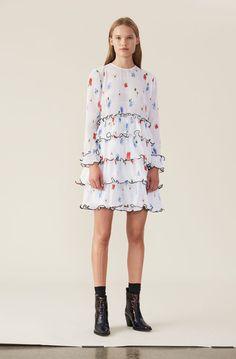 Fashion Mode, Girl Fashion, Fashion Dresses, Couture Fashion, Pin On, Poplin Dress, Womens Fashion For Work, Floral Maxi Dress, Summer Time