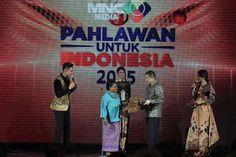 MNC Media Berikan Anugerah kepada 9 Pahlawan untuk Indonesia