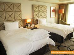 Hotel Nikko Tokyo Ocean Twin (40 sqm) ~USD150/night