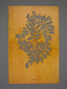 Dorothy Marshall Hornblower | Paper Stencils | American | The Met