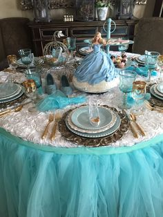 Cinderella The Movie Table
