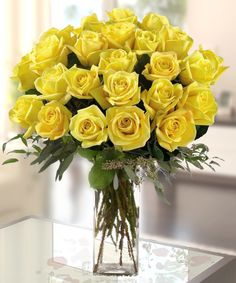 'Yellow Sky Dance' Ecuadorian Roses