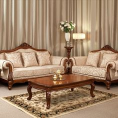 Mozart Sofa - Fabric Lounge