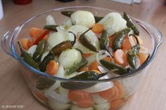 Garden Flowers - Annuals Or Perennials Mexican Pickled Potatoes. Http:Amexicancook. Mexican Food Recipes, Snack Recipes, Ethnic Recipes, Canning Recipes, Snacks, Dips, Pickled Eggs, Homemade Pickles, How To Make Homemade