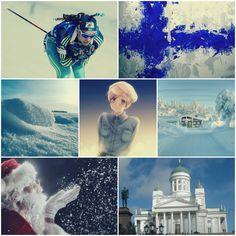 Hetalia: aesthetics of Finland Dennor, Axis Powers, Hetalia, Ideas Para, Really Cool Stuff, Aesthetics, Cosplay, Sign, Journal