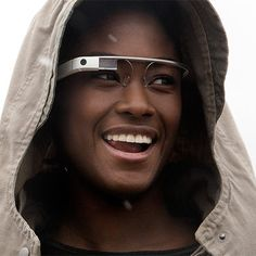Google Glass #geekchic #google #want