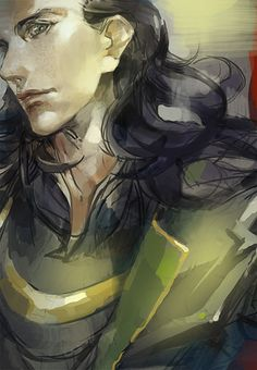 My compliments to the artist. This Loki is fabulous.