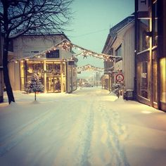 winter Tønsberg Norway
