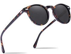 Carfia Polarized Sunglasses for Women Men丨Vintage Round Sunglasses with Protection – Sunglasses Manufacturer Wholesale Round Face Sunglasses, Cheap Sunglasses, Polarized Sunglasses, Sunglasses Case, Sunglasses Women, Men's Accessories, Sunglasses Accessories, Persol, Retro Mode