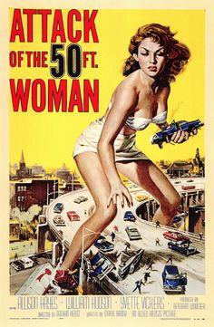 B-Movie Poster