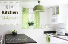 The 2 Day Kitchen Makeover!