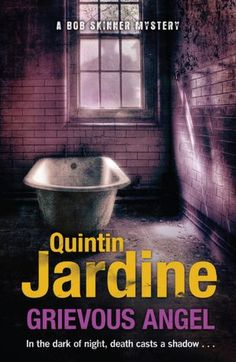 Grievous Angel by Quintin Jardine  Submit a review and become a Faerytale Magic Reviewer! www.faerytalemagic.com