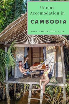 With so many options available for accommodation in Cambodia, one can spend hours researching the best places to stay. Luckily for you we have done the research for you and can recommend… Cambodia Itinerary, Cambodia Beaches, Cambodia Travel, Kampot, Asia Travel, Solo Travel, Travel Couple, Family Travel, Sri Lanka