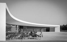 Centro Niemeyer. Avilés. Asturias.