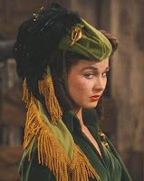 """I love this hat from """"Gone With The Wind."""""""