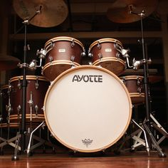 "Ayotte ""Classic Line"" Custom Drum Kit"