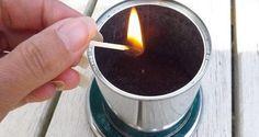 un-anti-moustiques-efficace- A. Prenez le marc de café et déposez-le dans une soucoupe recouverte de papier aluminium. Placez le récipient dans un endroit frais et sec jusqu'à ce que le marc devienne sec. B. Une fois sec, posez le marc de café sur une surface plane comme une table, et ouvrez les fenêtres. Assurez-vous qu'il est hors de portée des enfants ou de vos animaux domestiques. C. Faites brûler le marc de café. Il va se consumer lentement et la fumée fera fuir les moustiques
