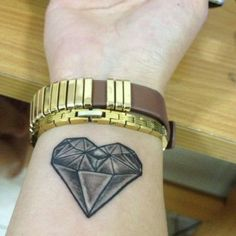 Image result for black diamond tattoo