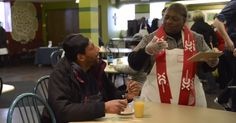 Soup Kitchen Is Set Up Like A Restaurant So Homeless Can Dine With Dignity | HuffPost