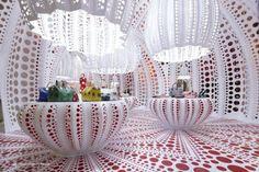 Яркий дизайн магазина Louis Vuitton в Лондоне