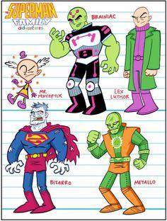 superman-family2-625x827.jpg (625×827)