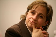 """MÉXICO, D.F., (proceso.com.mx).- La periodista Carmen Aristegui denunció que desde noviembre pasado inició una """"campaña sucia"""" en su contra. En su noticiero matutino reproducido en la cadena MVS, A..."""